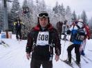 Cveto Grabner s številko 508, član OZVVS Šostanj  na 7. prvenstvu  veteranov v veleslalomu - Cerkno 2011